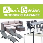 Alice's Garden Outdoor Clearance