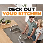 Deck Out Your Kitchen Sale