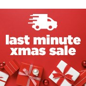 Last Minute Christmas Sale