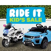 Ride It Kid's Sale