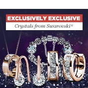 Swarovski Crystal Jewellery End of Summer Clearance