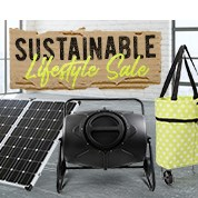 Sustainable Lifestyle Sale