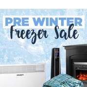 Pre Winter Freezer Sale