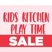 Kids Kitchen Play Time Sale