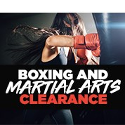 Boxing & Martial Arts Clearance