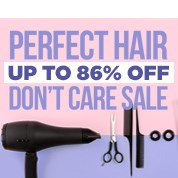Perfect Hair, Don't Care Sale