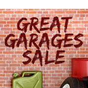 Great Garages Sale
