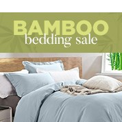 Bamboo Bedding Sale