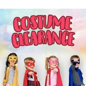 Costume Clearance Sale