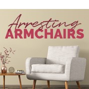 Arresting Armchairs Sale