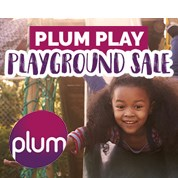 Plum Play Playground Sale