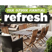 Your Outdoor Furniture Refresh