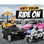 Get Your Ride On
