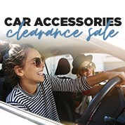Car Accessories Clearance