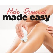 Hair Removal Made Easy