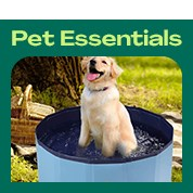 Pet Essentials Sale