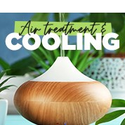 Air Treatment & Cooling Sale