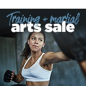 Training and Martial Arts Sale