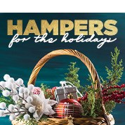 Hampers for the Holidays