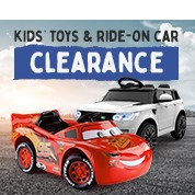 Kids' Toys & Ride On Car Clearance