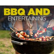 BBQ & Entertaining Sale