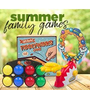 Summer Family Games