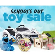 Schools Out Toy Sale