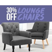 30% Off Lounge Chairs