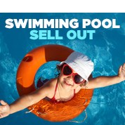 Swimming Pool Sell Out