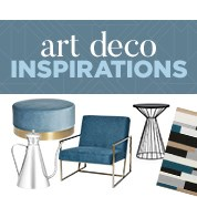 Art Deco Inspirations