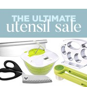 The Ultimate Utensil Sale