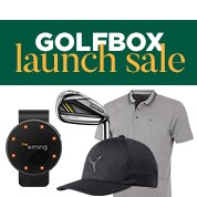Golfbox Launch Sale