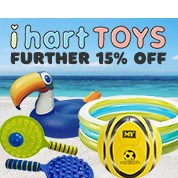 iHartToys Further 15% Off