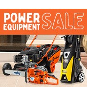 Power Equipment Sell Out