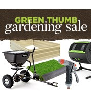 Green Thumb Gardening Sale