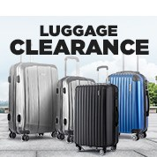 Luggage Clearance Sale