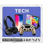Free Shipping Frenzy: Electronics