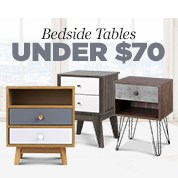 Bedside Tables Under $70