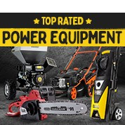 Top Rated Power Equipment