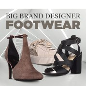 Big Brand Designer Footwear