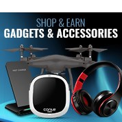 Shop & Earn Gadgets & Accessories