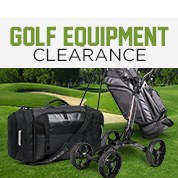 Golf Equipment Clearance
