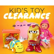 Kid's Toy Clearance