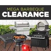 Mega Barbecue Clearance