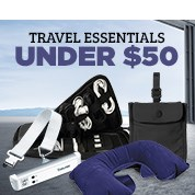 Travel Essentials Under $50