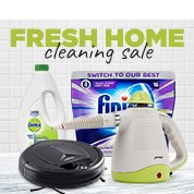 Fresh Home Cleaning Sale