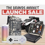 The Brands Market Launch Sale