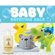 Baby Bathtime Sale