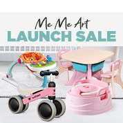 Me Me Art Launch Sale