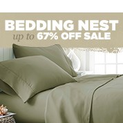 Bedding Nest Up to 67% Off Sale